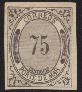 MEXICO  An old forgery of a classic stamp..................................69191