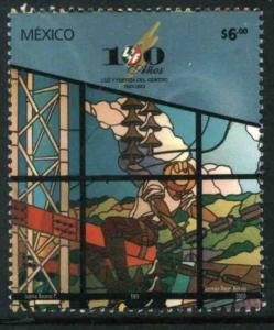MEXICO 2339, CENTRAL POWER & LIGHT Co. CENTENNIAL. MINT, NH. VF.