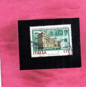 ITALIA REPUBBLICA ITALY REPUBLIC 1979 ISTITUTO POLIGRAFICO DELLO STATO CINQUA...