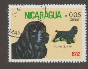 1144 Dog  - Nicaragua