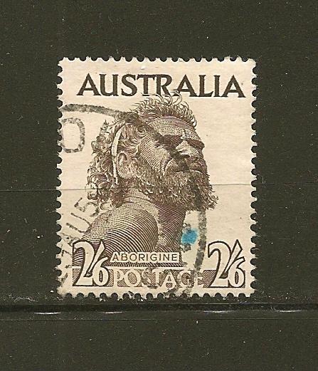 Australia 248 Aborigine Used