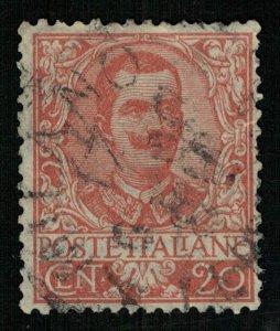 1901, Victor Emmanuel III, Italy, 20 cent, MC #78 (Т-9635)
