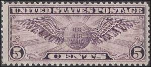 C16 Mint,OG,LH... SCV $4.75