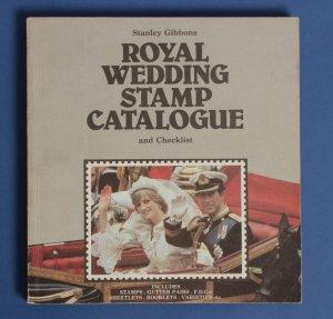 BRITISH COMMONWEALTH : 1981 Royal Wedding SG Catalogue & Check List