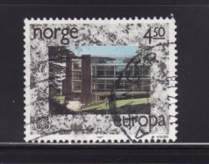 Norway 906 U Europa (B)