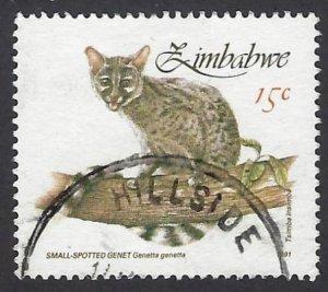 pb3351 Zimbabwe 632 used bin $.50