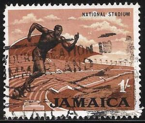 Jamaica 1964 Scott# 226 Used