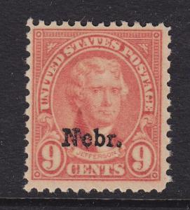 678 VF OG mint never hinged with nice color ! see pic !