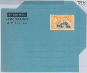 65904 -  TOBAGO - Postal History -  POSTAL STATIONERY: AEROGRAMME