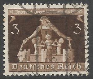 GERMANY 473 VFU O748-4