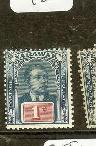 SARAWAK (P0401B)  1C   SG50   MOG