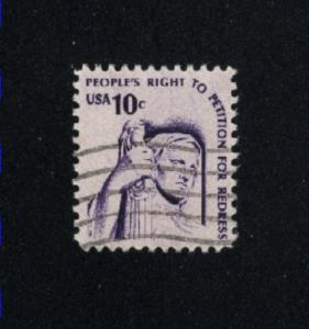 USA #1592  2  used  1975-81 PD .08