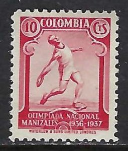Colombia 446 MOG SPORTS V872