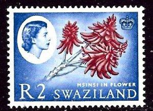 Swaziland 107 MNH 1962 Flame Tree    (ap5710)