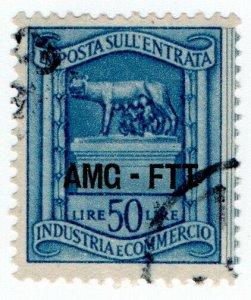 (I.B) Italy Revenue : Entrata Industria & Commercio 50L (AMG-FTT)