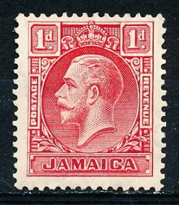 Jamaica #103a Single MH