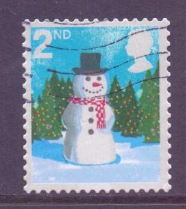 GB SG2678, 2006 Christmas 2nd used