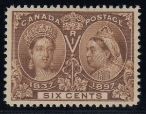 Canada Sc 55, OGh, PSE Graded 90 (SMQ $400.00)