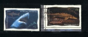 Canada #1641, 1643   -2    used VF 1997  PD