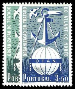 PORTUGAL 747-48  Mint (ID # 76698)