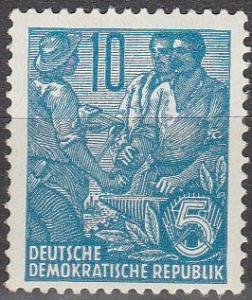 DDR #227 MNH F-VF (SU6683)