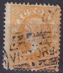 Victoria #114  F-VF Used CV $6.50 (A18505)