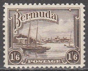 Bermuda #114 MNH  (S995)