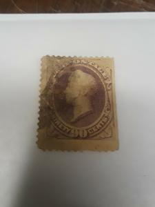 USA Used # 218 fine used value $375