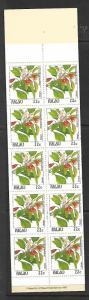 PALAU,132a, MNH,FLOWERS