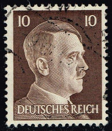 Germany #512 Adolph Hitler; Used (0.30)