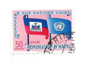Haiti 1958 - Scott #C133