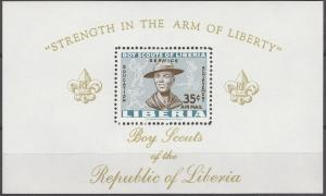 Liberia #C136 MNH VF CV $5.00 (SU1851L)