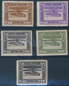 Italian Somaliland stamp Hinged 1932 Mi 171C-174C + 173A WS149296