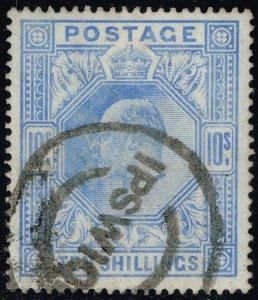 Great Britain #141 King Edward VII; Used (3Stars)