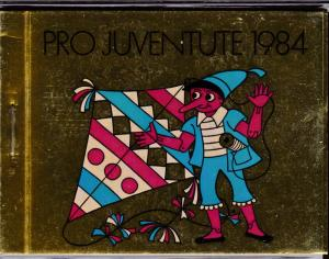 Switzerland 1984 Pro-Juventute Booklet Complete  VF/NH