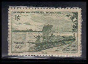 French West Africa Very Fine MHR ZA4916