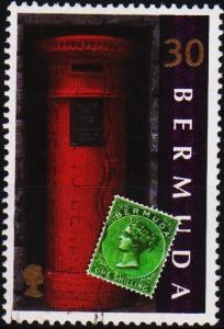 Bermuda. 1999  30c  S.G.834 Fine Used