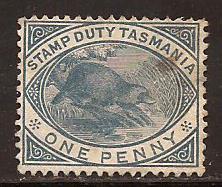 Tasmania  #  AR - 24  Unused