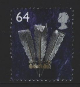 Wales and Monmouthshire Sc#16 Used