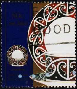 New Zealand. 1993 80c S.G.1715 Fine Used