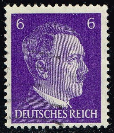 Germany #510 Adolph Hitler; Used (0.30)