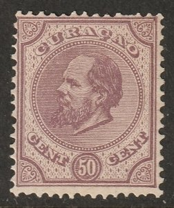Netherlands Antilles 1881 Sc 6 MNG(*)