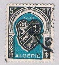 Algeria Sheild 5f (AP122935)