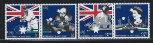 AUSTRALIA SC# 1083a-85a FVF/MNH 1988