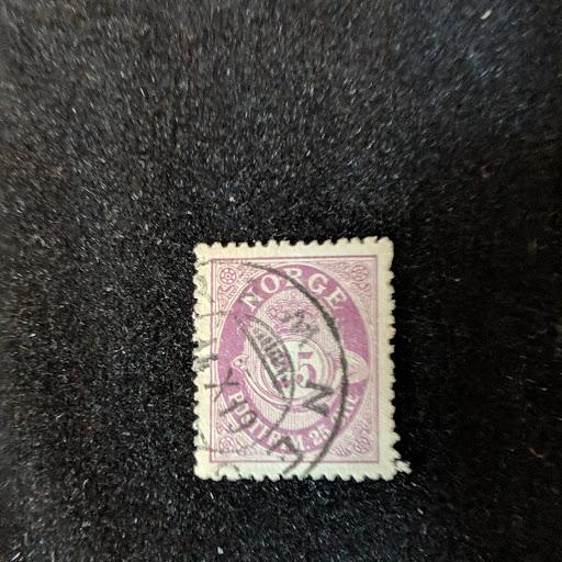 Norway 45 XF, CV $30