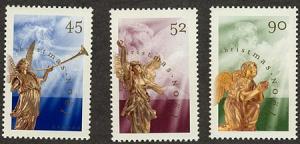 Canada - 1998 Christmas Angels Set VF-NH #1764-1766