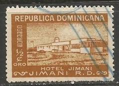 Dominican Republic 437 VFU 1169D-11