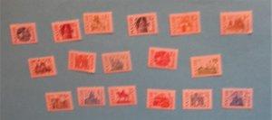 Russia - 6060 - 71A, MNH Set. Various Designs. SCV - $10.00