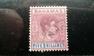 Bahamas #111 used e194.3910