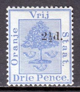 Orange River Colony - Scott #34 - MH - SCV $20